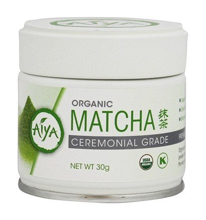 buy aiya organic matcha cermonial grade tea 30 gram s at. Black Bedroom Furniture Sets. Home Design Ideas