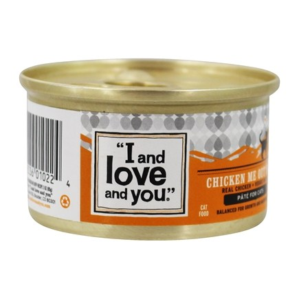 Buy i and love and you canned natural cat food chicken lickin i and love and you canned natural cat food chicken lickin good recipe chicken forumfinder Image collections