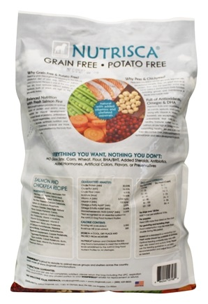 Where To Buy Nutrisca Grain Free Dog Food