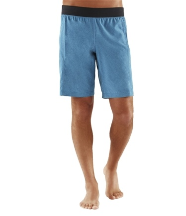 Manduka - Men's Daily Short Bridgewater Blue - Medium
