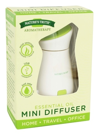Nature S Truth Essential Oil Mini Diffuser