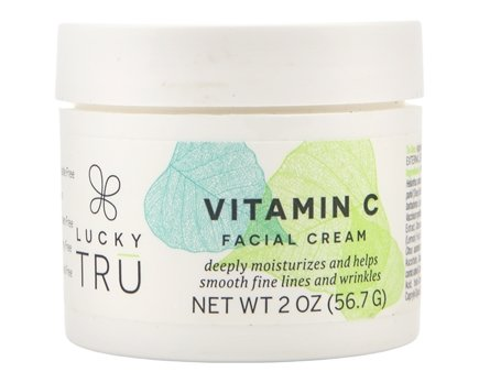 LuckyTru - Crema Facial de Vitamina C - 2 oz.