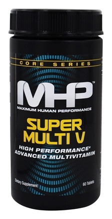 DROPPED: MHP - Super Multi V Core Series - 60 Tablets