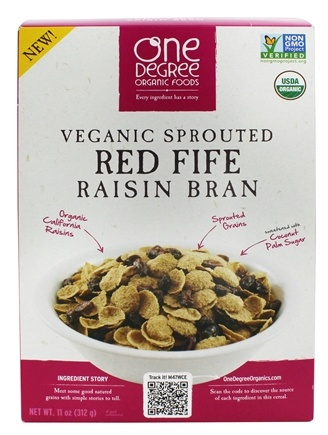 Organic Veganic Sprouted Red Fife