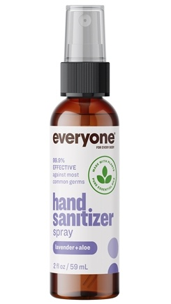 Buy Eo Products Everyone Natural Hand Sanitizer Spray Lavender