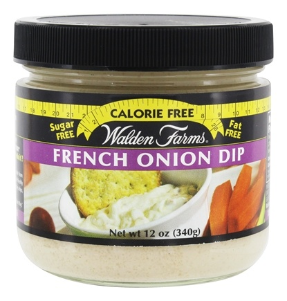 Walden Farms - Calorie Free French Onion Dip - 12 oz.