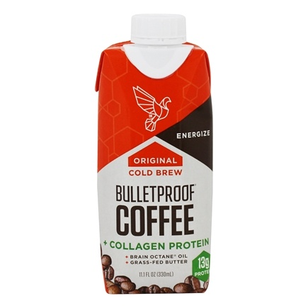 Buy bulletproof ready to drink cold brew coffee original dropped bulletproof ready to drink cold brew coffee original collagen 111 fl malvernweather Image collections