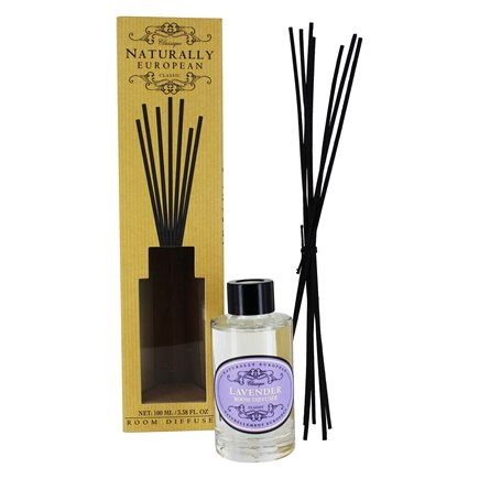 The Somerset Toiletry Company - Naturally European Room Diffuser Lavender - 3.38 fl. oz.