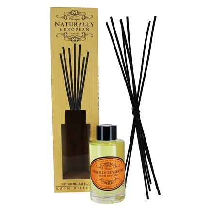 The Somerset Toiletry Company - Naturally European Room Diffuser Neroli & Tangerine - 3.38 fl. oz.