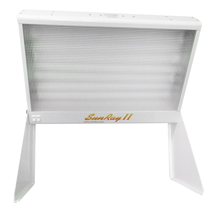 The SunBox Company - SunRay II Bright Light Therapy Lamp