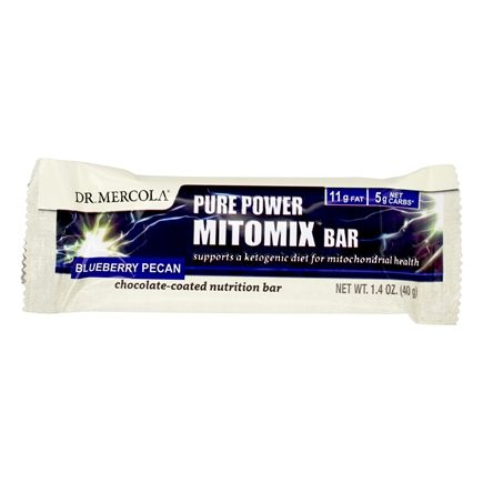Pure Power Mitomix Chocolate-Coated