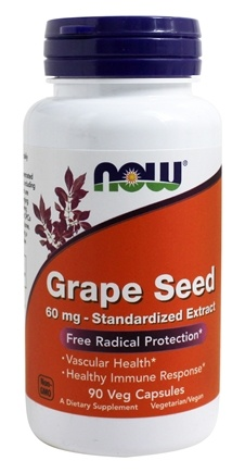 Zoom View - Grape Seed Antioxidant Standardized Extract
