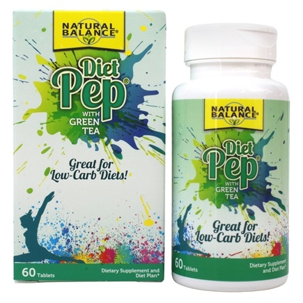Natural Balance - Ultra Diet Pep - 60 Tablets