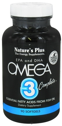 Zoom View - Omega 3 Complete EPA and DHA