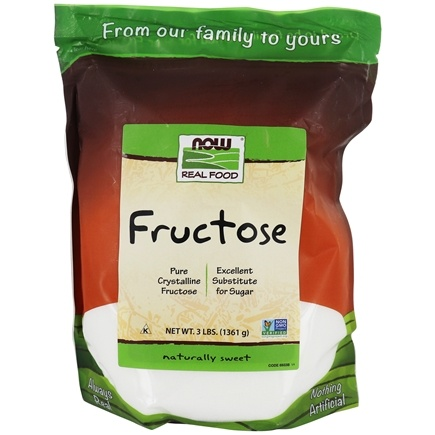 Zoom View - Fructose Fruit Sugar