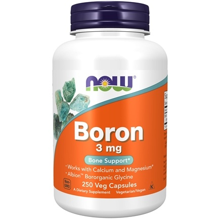 Zoom View - Boron