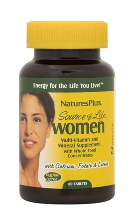Zoom View - Source Of Life Women's Multi-Vitamin