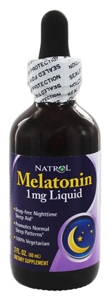Zoom View - Melatonin Liquid