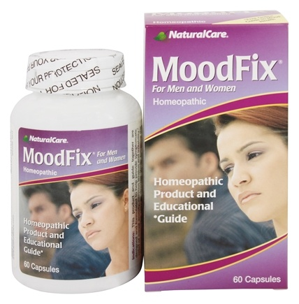 DROPPED: NaturalCare - MoodFix For Men and Women - 60 Capsules