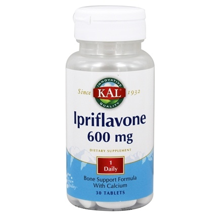 Zoom View - Ipriflavone Bone Support Formula With Calcium