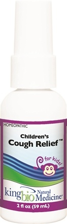 Zoom View - Homeopathic Natural Medicine Children's Cough