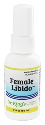 King Bio - Homeopathic Natural Medicine Female Libido - 2 oz. Formerly Enhancer