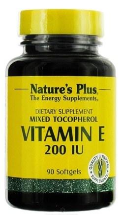 Zoom View - Vitamin E Mixed Tocopherol