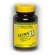 DROPPED: Nature's Plus - Ultra II - 30 Tablets