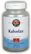 DROPPED: Kal - Kalvelax Herbal Laxative - 100 Tablets