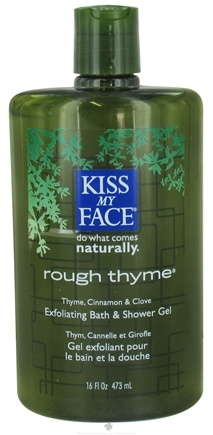Zoom View - Bath & Shower Gel Rough Thyme