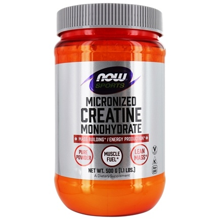 Zoom View - Micronized Creatine Mononhydrate 100% Pure Powder