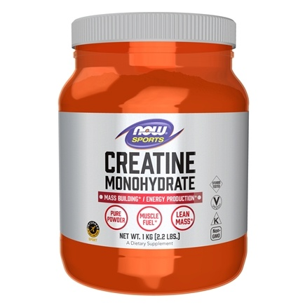 Zoom View - Creatine Monohydrate 100% Pure Powder