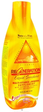 DROPPED: Nature's Plus - Regeneration Liquid Sunshine - 30 oz. CLEARANCE PRICED