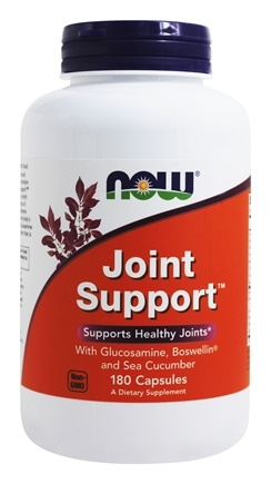 NOW Foods - Joint Support - 180 Capsules