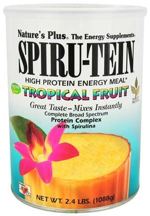 Zoom View - Spiru-Tein High Protein Energy Meal