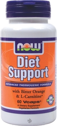 DROPPED: NOW Foods - Diet Support - 60 Vegetarian Capsules