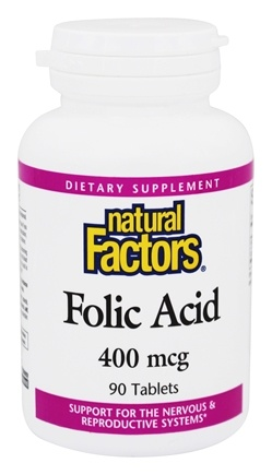 Zoom View - Folic Acid with Calcium 22 Mg