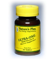 Zoom View - Ultra-One Multi Vitamin and Mineral Supplement