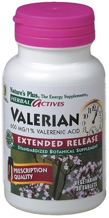 Zoom View - Herbal Actives Valerian Root