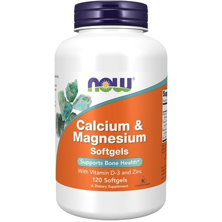 Zoom View - Calcium-Magnesium with Vitamin D and Zinc