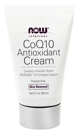 Zoom View - CoQ10 Antioxidant Cream