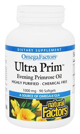 Zoom View - Ultra Prim OmegaFactors Evening Primrose Oil