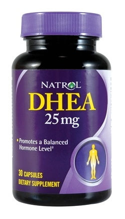 DROPPED: Natrol - DHEA 25 mg. - 30 Capsules CLEARANCE PRICED