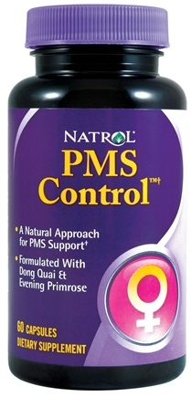 DROPPED: Natrol - PMS Control - 60 Capsules