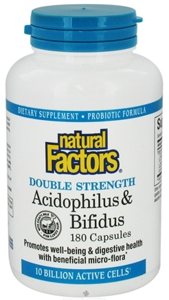 Zoom View - Acidophilus & Bifidus Double Strength