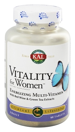 Zoom View - Vitality For Women