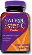 DROPPED: Natrol - Ester C Powder - 8 oz.