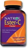 DROPPED: Natrol - Ester C Powder with Bioflavonoids - 4 oz.