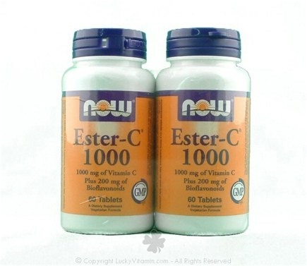 DROPPED: NOW Foods - Ester C 1000 mg