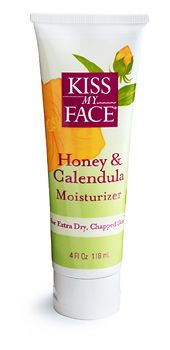 DROPPED: Kiss My Face - Ultra Moisturizer Honey & Calendula - 4 oz. CLEARANCE PRICED